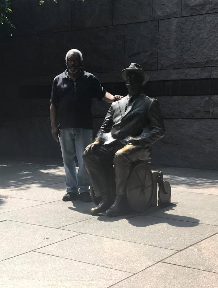 Me and FDR